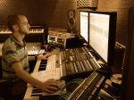 Rogier in de Studio